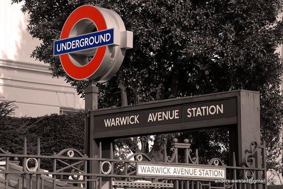 Warwick Avenue Tube Station