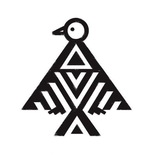 Native American Eagle Symbol