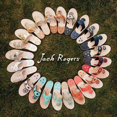 Jack Rogers Sample Sale!