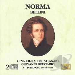 """Vincenzo Bellini (Catania, Italia, 1801 - Puteaux, Francia, 1835) Sus óperas más conocidas son Adelson y Salvini (1824), El pirata (1827), La extranjera (1829), Capuletos y Montescos (1830), La sonámbula (1831), Norma (1831) y Los puritanos (1835). Su obra maestra es Norma, de la que todos recuerdan su """"Casta Diva"""" … una de las páginas de melodía más puras"""