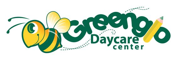 A new logo design for a Daycare center.  Green and fun and appeals to both kids and adults.