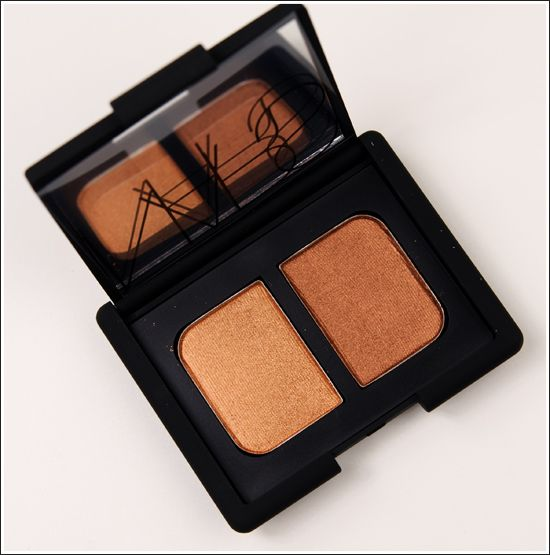 NARS Isolde Eyeshadow Duo Review, Photos, Swatches