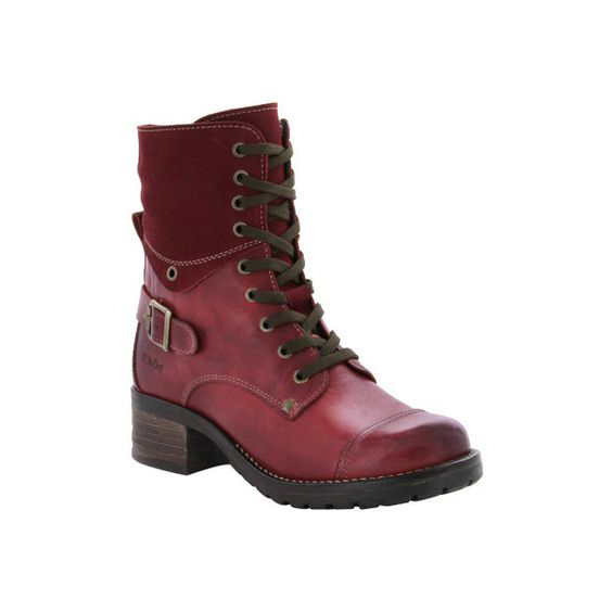 Combat boots, Tao and Lace up boots on Pinterest