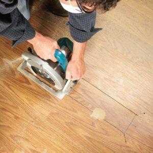 How To Repair A Squeaky Floor Laminate Floor Repair Squeaky Floors Fix Squeaky Floors