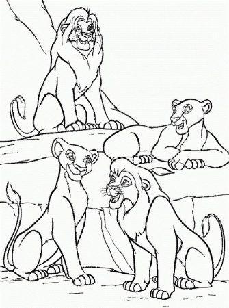 Simba Ausmalbilder Ausmalen Malvorlagen Painting Kinder Kostenlose Coloring Coloringpagesforkids Ausmalbilder Ausmalen Malvorlagen Pferde
