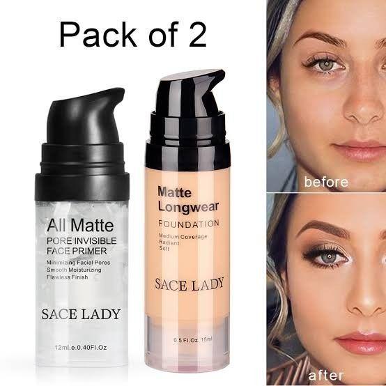 Pin By Inal Chams On Beauté Parfums Makeup Primer Makeup Set Makeup Base