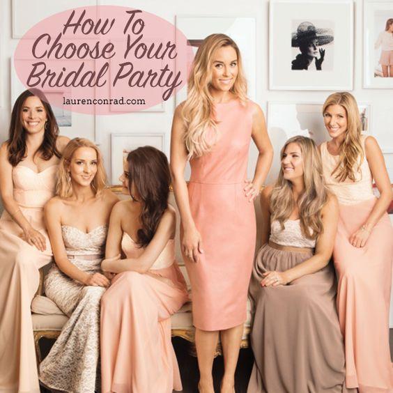 Paleta de vestidos para invitadas