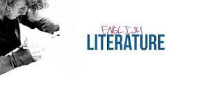 THE ENGLISH LANGUAGE AND LITERATURE