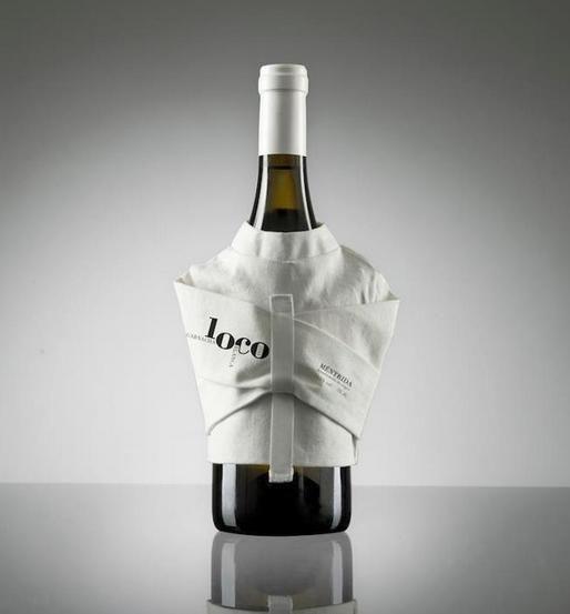 Packaging Vino Loco Fuente: Buena Publicidad @Buenapublicidad