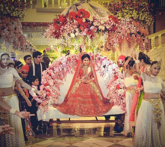 Grand Bridal Entry