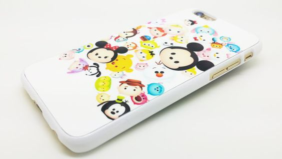 Disney TSUM TSUM Mickey Minnie schwer Telefon Case von turtlemimi