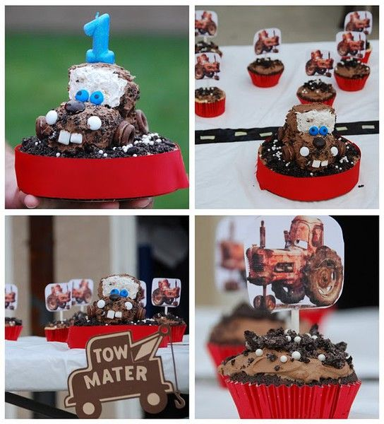 Cars Party party-ideas