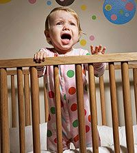 Teach Baby to Sleep Through the Night (Again) Out of nowhere, your star sleeper is up in the middle of the night again. Don't panic, we'll help everyone rest easy.