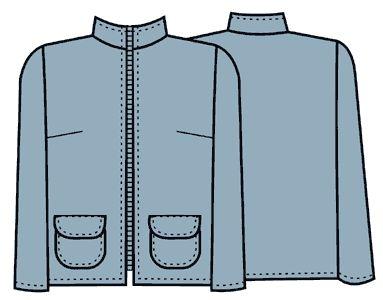 Выкройки курток больших размеров