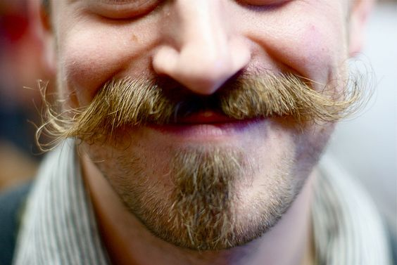 What a Mo - Renegade Stache  by drew*in*chicago, via Flickr