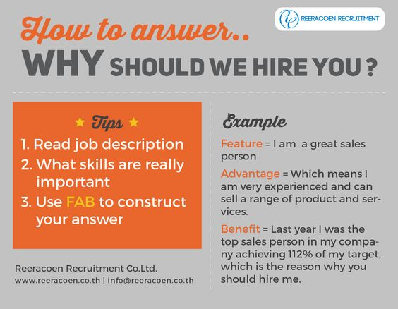 An Importance of RESUME ประโยชน์ของ Resume #Reeracoen Recruitment - why should i hire you