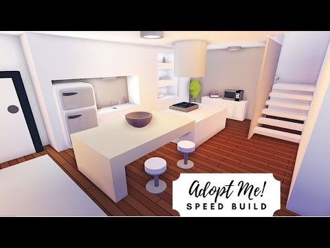 Pizza Home Modern Budget House Speed Build Roblox Adopt Me Youtube Cool House Designs Sims House Design Pizza House