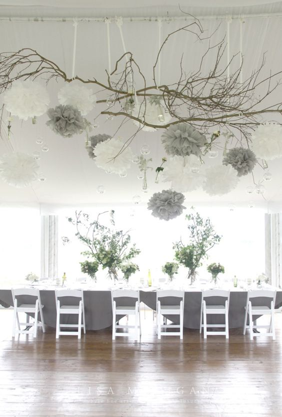 Hanging Wedding Decorations - Part 3 | bellethemagazine.com: