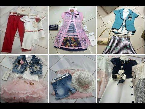 ملابس العيد 2019 بنات مع السعر Youtube Baby Sewing Sewing Baby