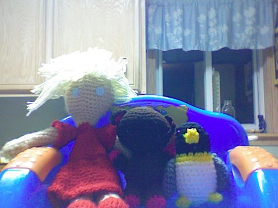 crochet buddies!!!