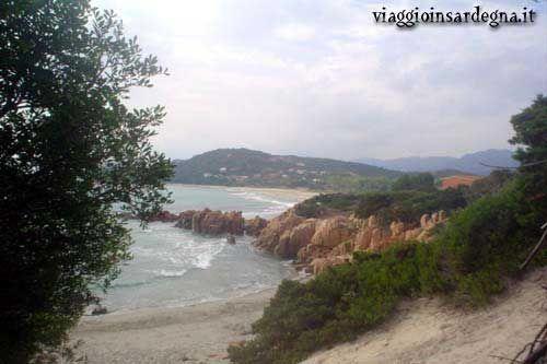 The Foxi Manna Beach In The Marina of Tertenia #Sardinia #Beaches