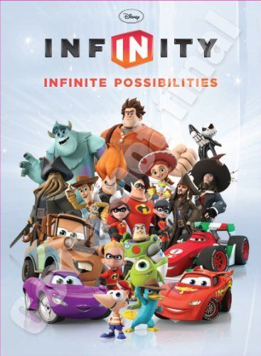 Disney Infinity: Infinite Possibilities von Scott A Piehl, http://www.amazon.de/dp/1423197550/ref=cm_sw_r_pi_dp_xBvIrb191R9J1