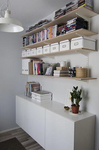 Как организовать дом в 3 этапа