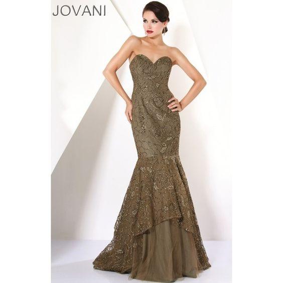 Jovani 171048 - 700.00 - 171048 by Jovani via Polyvore
