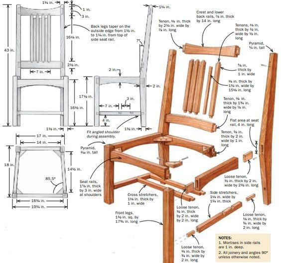 Andorak Chairs Andorak Chairs Zelf Een Houten Tuinstoel