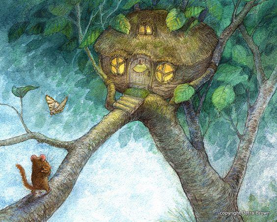 Snorey Time - Petra Brown, Children's Book Illustrator