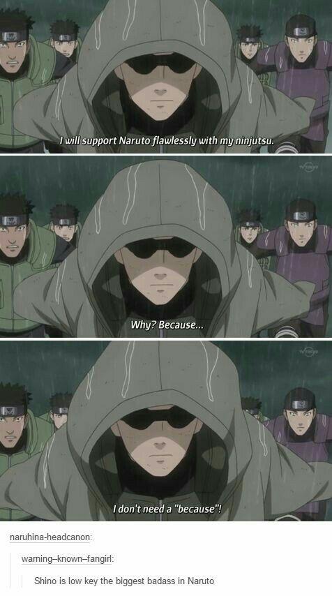 Aburame Shino, cool, text, quote, support, Naruto, raining, comic; Naruto