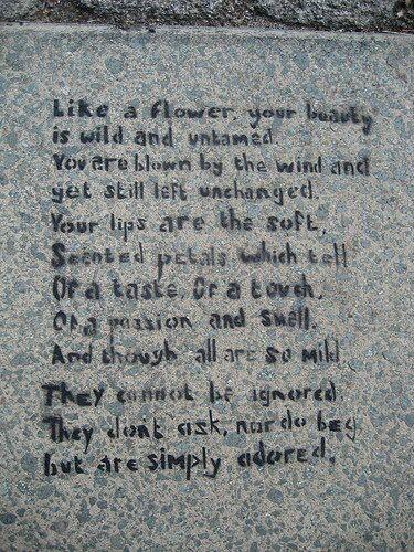 Life like a flower