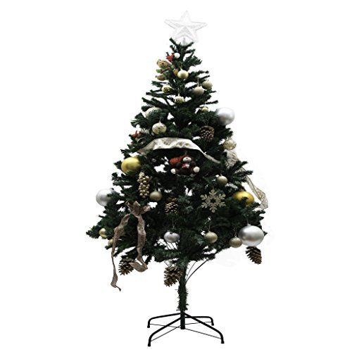 Hub Special 7ft Artificial Christmas Tree W Stand 906 Tips Full Tree Click On The Image For A Artificial Christmas Tree Christmas Tree Stand Christmas Tree