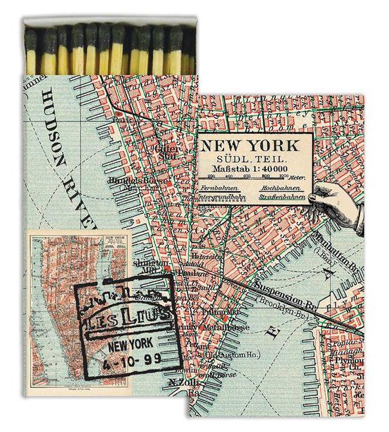 New York Matches