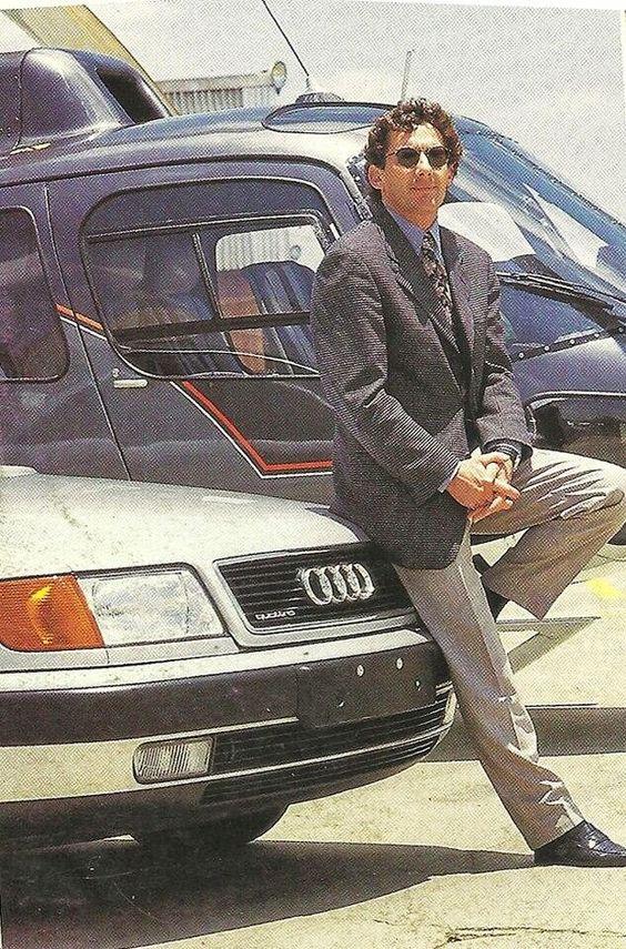 Ayrton Senna: Partnership Audi Ayrton Senna