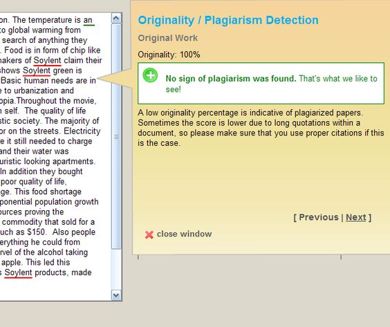 The Most Accurate Plagiarism Checker