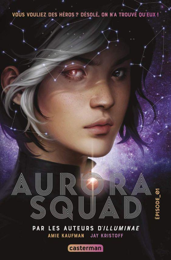 Aurora Squad de Jay Kristoff et Amie Kaufman