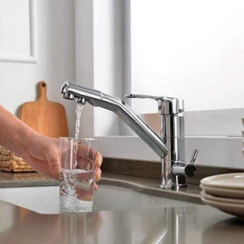 Amazon キッチン水栓 Lifisnky 洗面水栓 浴室用蛇口 ダブルハンドル