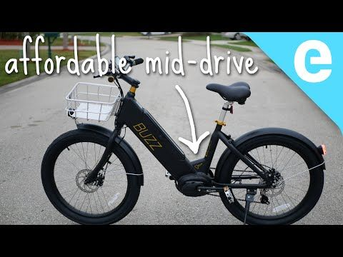 Buzz E Bike Review A Good Mid Drive Electric Bicycle For A Great