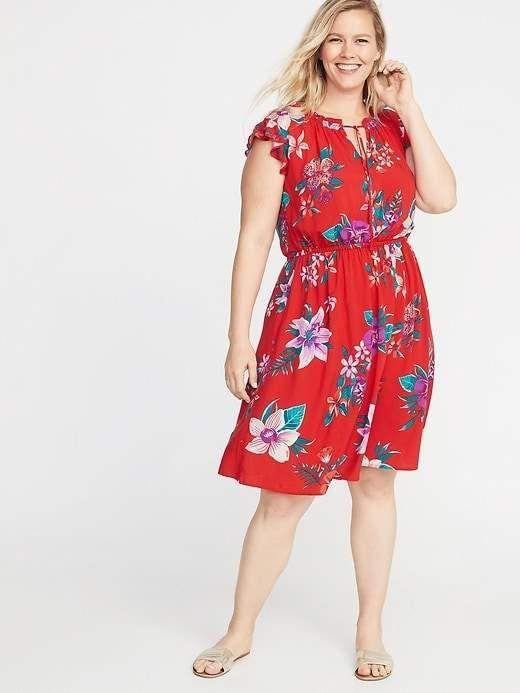 Women S Plus Size Hawaiian Dresses ...