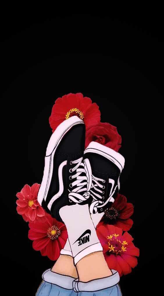 Oled Vans Wallpaper For Iphone Android Black Aesthetic Wallpaper Android Wallpaper Black Red Wallpaper