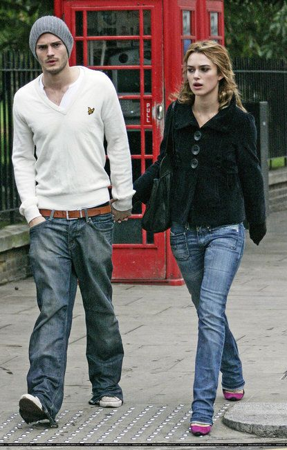 Keira knightley, And then and Jamie dornan on Pinterest Keira Knightley