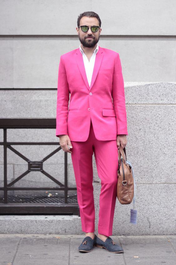 スタイリッシュなスーツスタイルが30代大人メンズにも似合う!