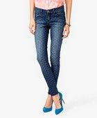 Dotted Skinny jeans forever 21