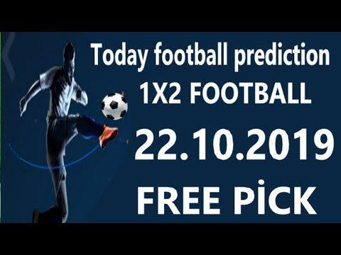 Today Football Prediction 22 10 2019 Free Picks Football Predictions Football Sports News