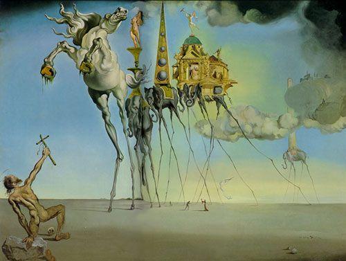 Resultado de imagen de Dalí