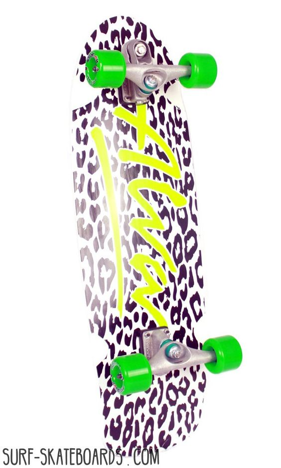 carver skateboards alternative alva leopard
