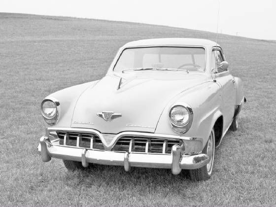 1952 Studebaker Champion Starlight Coupe Studebaker South Bend Indiana South Bend