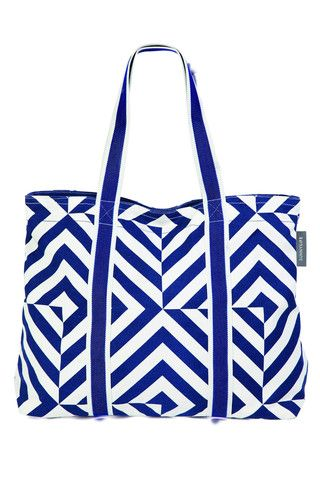 Tote Bag in Bronte design by SunnyLIFE