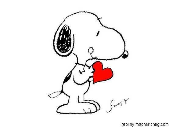 Snoopy. I love him :)